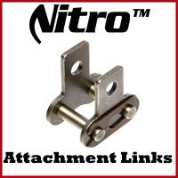 A1 Attachment Roller Chains - A1 ANSI Attachment Chain