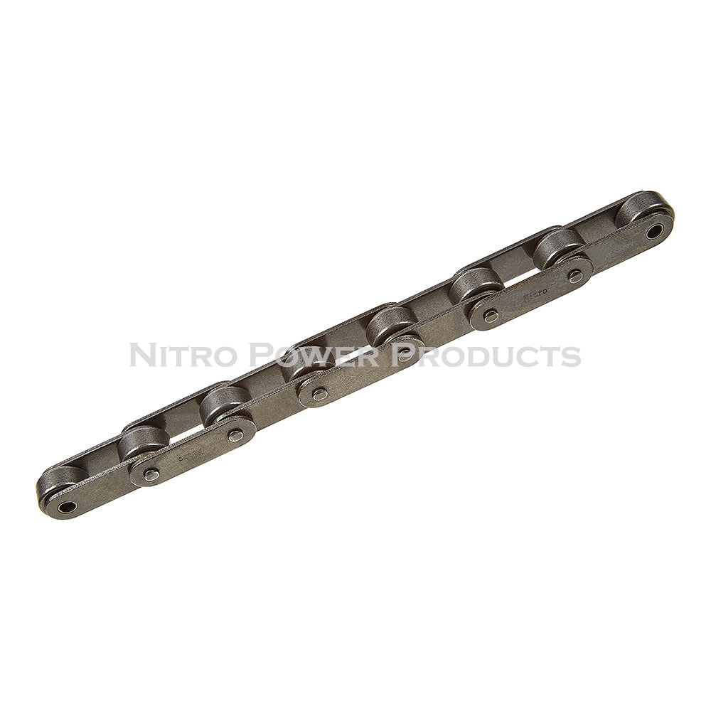 C2082H X 10FT Heavy Series Conveyor Roller Chain (Oversized Rollers)