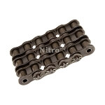 120-3C X 10FT Triple Cottered Strand Roller Chain