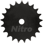 35A18 Type A Plate Sprocket 1/2