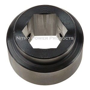 HUBX1-1/8-HEX - X Series Weld On Hub - 1-1/8